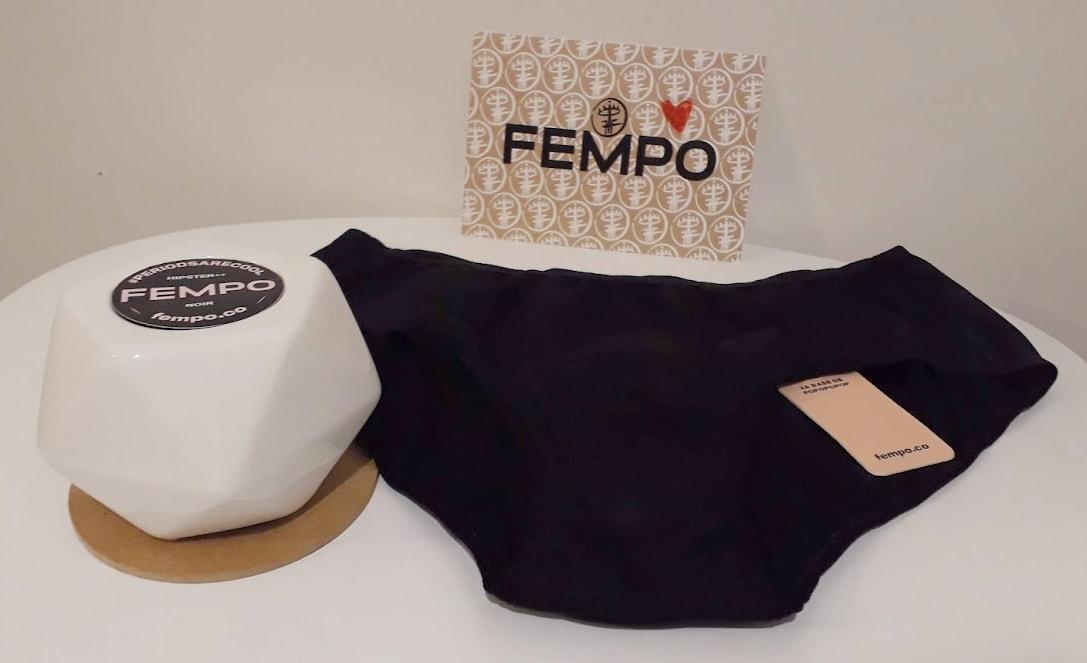 Culotte menstruelle FEMPO - avis