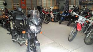 Location moto Cromwell