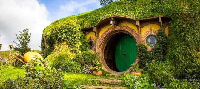 Maison de Bilbon et Frodon à Hobbiton