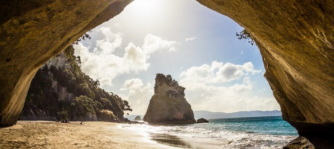 Cathedral Cove - Coromandel