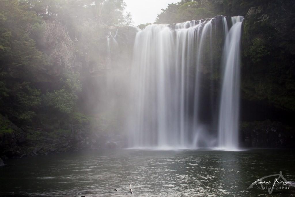 Rainbaw Falls - Northland